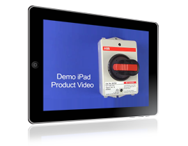 Automation Pilot - iPad with Product Demo